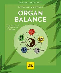 Organbalance - Hemm, Dagmar;Noll, Andreas