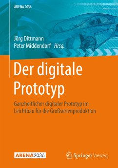 Der digitale Prototyp (eBook, PDF)