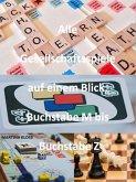 Alle Gesellschaftsspiele auf einem Blick Teil 2: (eBook, ePUB)