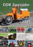 DDR Zweiräder 2021 - Wochenkalender