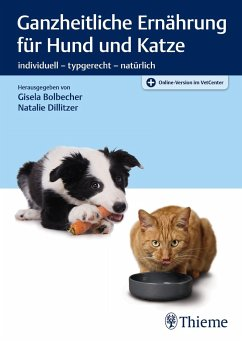 Ganzheitliche Ernährung für Hund und Katze