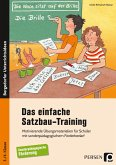 Das einfache Satzbau-Training