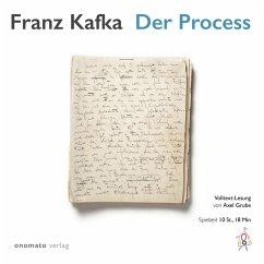 Der Process (MP3-Download) - Kafka, Franz