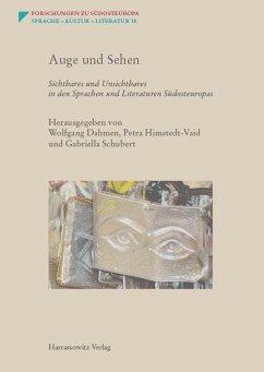 Auge und Sehen (eBook, PDF)