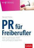 PR für Freiberufler (eBook, PDF)
