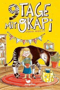 Neun Tage mit Okapi - Niermeyer, Sandra