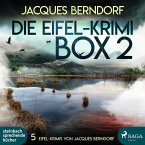 Die Eifel-Krimi Box 2, 5 MP3-CD