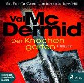 Der Knochengarten / Tony Hill & Carol Jordan Bd.11 (2 Audio-CDs, MP3-Format)