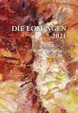 Die Losungen 2021 für Deutschland - Geschenkausgabe, Großdruck