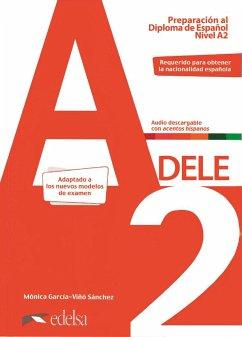 DELE A2. Übungsbuch mit Audios online