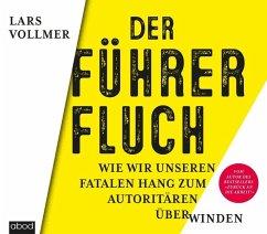 Der Führerfluch, 4 Audio-CDs - Vollmer, Lars