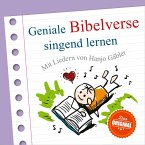 CD Geniale Bibelverse singend lernen, Audio-CD