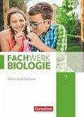 Fachwerk Biologie 7. Schuljahr - Sachsen - Schülerbuch