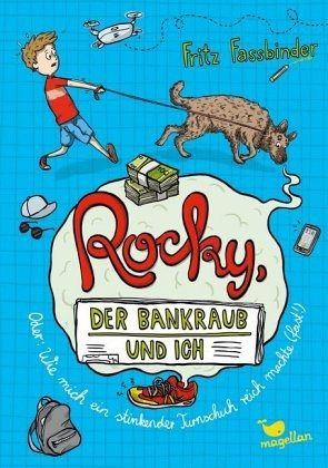 Buch-Reihe Rocky und ich