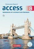 Access 8. Jahrgangsstufe - Bayern - Workbook mit interaktiven Übungen auf scook.de