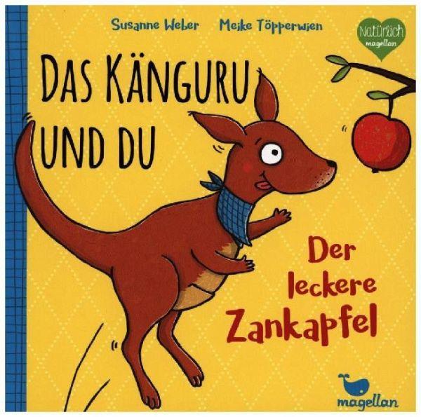 Buch-Reihe Das Känguru und du