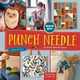 Punch Needle - 26 phantasievolle Ideen