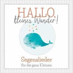 CD Hallo, kleines Wunder!, Audio-CD