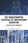 The Transformative Potential of Participatory Budgeting (eBook, PDF)