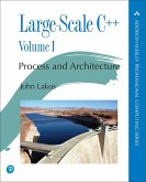 Large-Scale C++ Volume I (eBook, PDF)