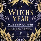 A Witch's Year 2021 Daily Calendar