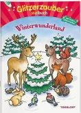 Glitzerzaubermalbuch. Winterwunderland (Mängelexemplar)