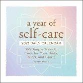 A Year of Self-Care 2021 Daily Calendar