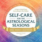 Self-Care for the Astrological Seasons 2021 Daily Calendar