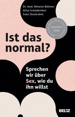 Ist das normal? (eBook, ePUB) - Schadwinkel, Alina; Büttner, Melanie; Stockrahm, Sven