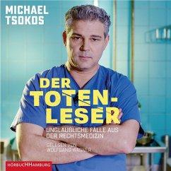 Der Totenleser (MP3-Download) - Tsokos, Michael