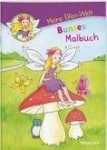 Meine Elfen-Welt. Buntes Malbuch (Mängelexemplar)