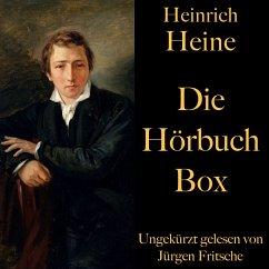 Heinrich Heine: Die Hörbuch Box (MP3-Download) - Heine, Heinrich