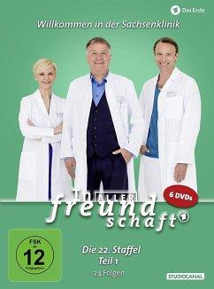 In aller Freundschaft / 22.Staffel / Teil 1 DigiPak - Diverse