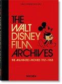 Das Walt Disney Filmarchiv. Die Animationsfilme 1921-1968. 40th Ed.