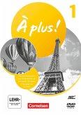 Audio-CDs und Video-DVD / À plus ! Neubearbeitung 2020 1