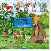 Trötsch Pettersson und Findus Kinderbuch mit Register