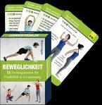 Trainingskarten: Beweglichkeit