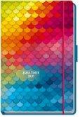 Trötsch Schülerkalender Uni Color 2020/2021