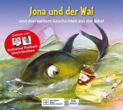 Jona und der Wal, Audio-CD - Brandt, Susanne; Nommensen, Klaus-Uwe