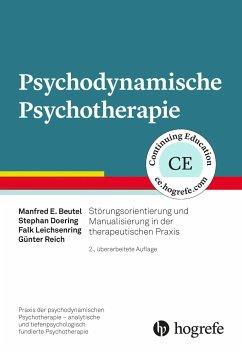 Psychodynamische Psychotherapie - Beutel, Manfred E.; Doering, Stephan; Leichsenring, Falk; Reich, Günter