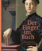 Der Finger im Buch