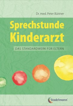 Sprechstunde Kinderarzt (eBook, ePUB) - Büttner, Peter