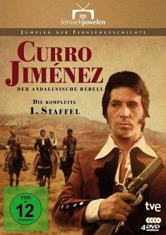 Curro Jimenez: Der andalusische Rebell-Die komplette 1. Staffel DVD-Box