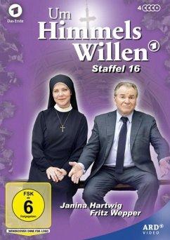 Um Himmels Willen - Staffel 16 DVD-Box