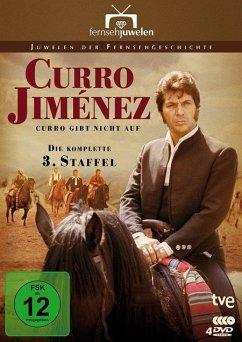 Curro Jimenez: Curro gibt nicht auf-Die komplette 3. Staffel DVD-Box