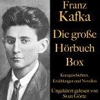 Franz Kafka: Die große Hörbuch Box (MP3-Download)