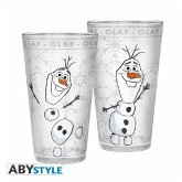 ABYstyle - Disney - Frozen 2 Olaf Glas