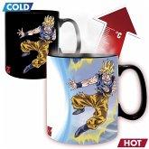 ABYstyle - Dragon Ball - DBZ Goku VS Buu Thermoeffekt Tasse