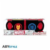 ABYstyle - Marvel - Ironman & Spiderman Espresso Set