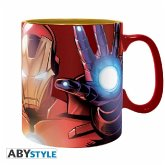 ABYstyle - Marvel - The Armored Avenger 460 ml Tasse